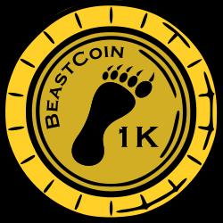 BeastCoin-1000